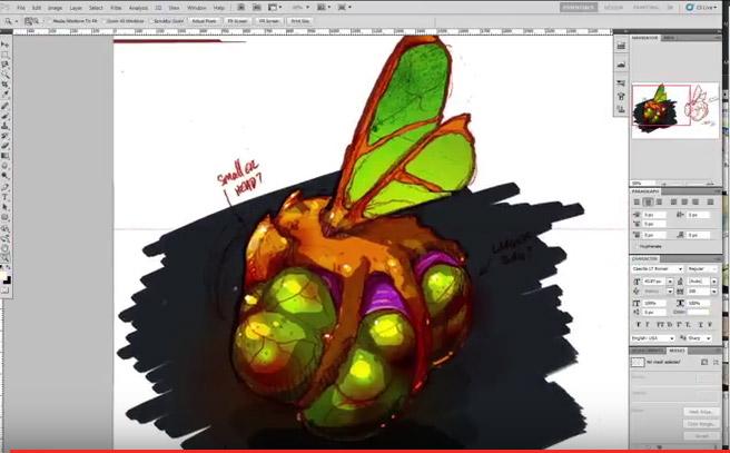 Hive Jump Floater Alien