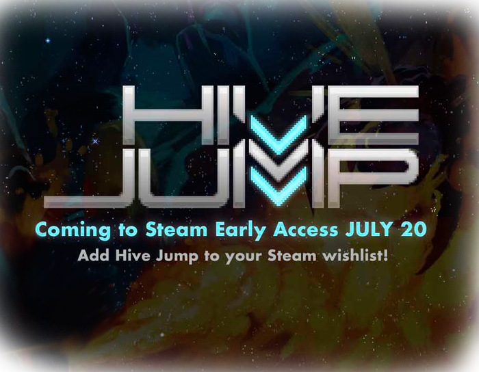 Hive jump coming to steam